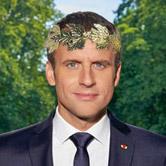 Macron, une caricature de lui-même