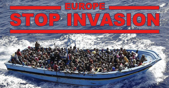 Pétition Europe : Stop Invasion