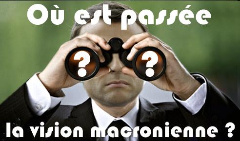 Où est passée la vision macronienne ?