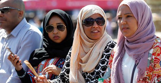 Voiles islamiques au Canada