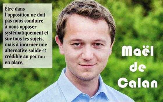 elections lr  u2013 le candidat ma u00ebl de calan
