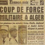 « Un quarteron de … 23 000 militaires … »