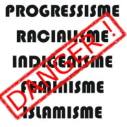 Progressisme, décolonialisme :  Il faut rendre coup pour coup !