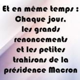 Et vous voudriez que je regarde les voeux de Macron ?