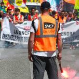 les grèves et leurs dégâts