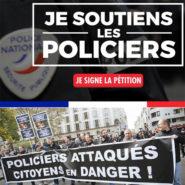 Défendons la police ! Praud et Bauer en première ligne !