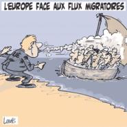 L'Europe et les migrants : la grande hypocrisie