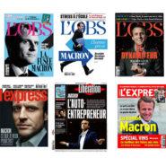 Une presse prête à tout pour Macron !