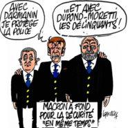 Souvent Macron varie, fol qui s'y fie !