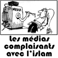 Même avec les djihadistes, la presse est complaisante !
