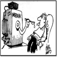 La confiance dans les médias au plus bas !