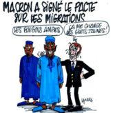 Immigration : débat interdit par Edouard Philippe