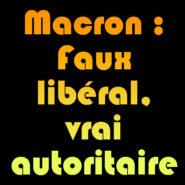 Macron : la façade se craquelle …