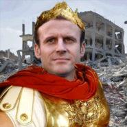 Macron : OPA hostile sur la droite