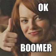 « Pass sanitaire : Ok boomers ! »