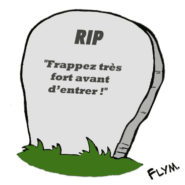 Humour post mortem