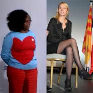 Marion Maréchal, Sibeth Ndiaye: deux femmes, deux France