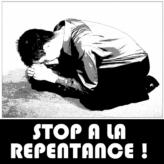 Le président de la repentance …