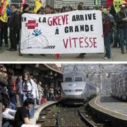 Les causes sociologiques de la grève des cheminots