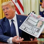 L'Etat profond contre Donald Trump : l'impunité !