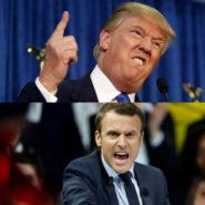 Qui est le plus provocateur ? Trump ou Macron ?