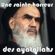 Fascismes verts: j'ai une sainte horreur des ayatollahs